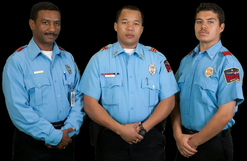 Types Security Guard Jobs