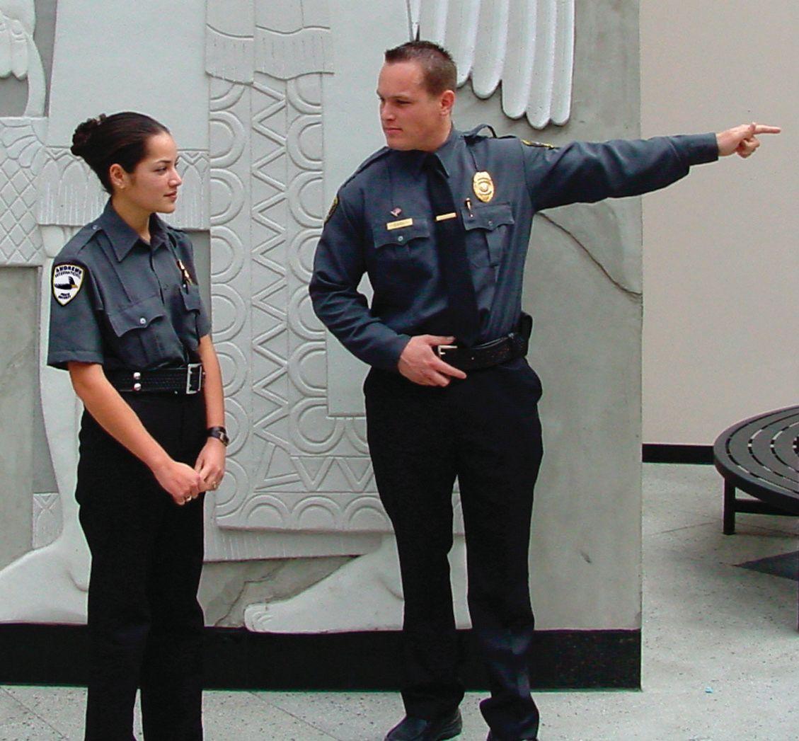 Armed Security Guard Ny
