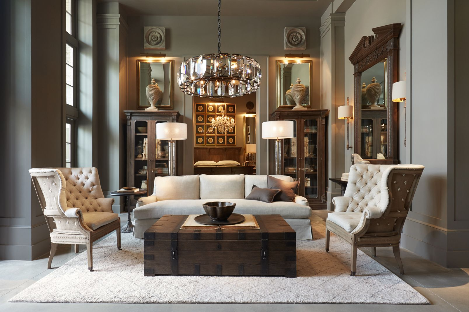 italia sofa rh sectional sleeper with ottoman top 5 most expensive furniture brands