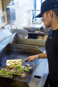 Working the grill.... - Chipotle Office Photo | Glassdoor