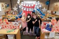 30 Popular Halloween Office Decorating Contest | yvotube.com