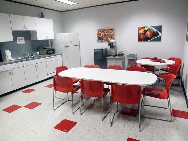 Corporate Office Kitchen...