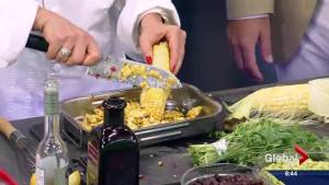 Cooking 101: Serving and preparing corn