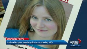 Calgary man pleads guilty to 2nd-degree murder of wife Shannon Madill