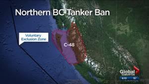 Rachel Notley testifies before Senate committee on oil tanker Bill C-48