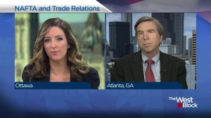 NAFTA negotiations always intense: Giffin