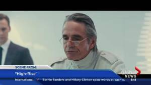 Director Ben Wheatley on sci-fi film 'High-Rise'