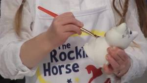 The Rocking Horse toy store showcases March break activities for young people