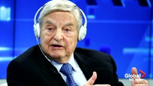 Suspected explosive device found at Geroge Soros' home