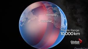 NORAD: U.S. won't defend Canada from North Korea attack
