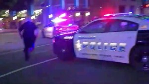 Gunman kills 5 police officers in Dallas