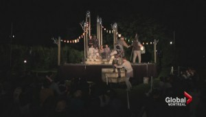 Brossard approves Shakespeare in the park