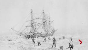 Lost Franklin Expedition ship HMS Terror found in Arctic