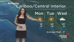 B.C. evening weather forecast: Mar 31