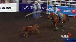 Canadian Finals Rodeo arrives in Edmonton for 43rd year