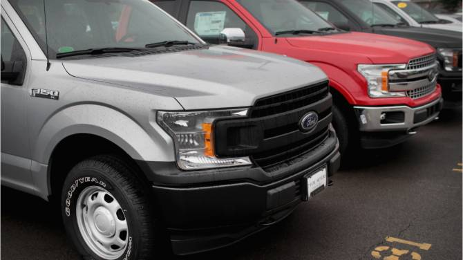 ford f 150 recall 221 000 trucks in canada at risk of downshifting without warning national. Black Bedroom Furniture Sets. Home Design Ideas