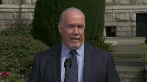 'I think that Alberta will acknowledge this is a court ruling': John Horgan on Trans Mountain case