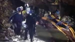 Thai cave divers reveal they expected a death toll