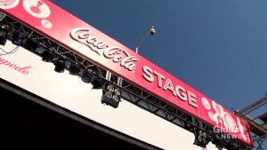 Calgary Stampede unveils 2019 lineup for Coca-Cola Stage