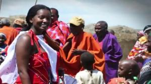 Kenyan activist saves thousands of girls from female genital mutilation