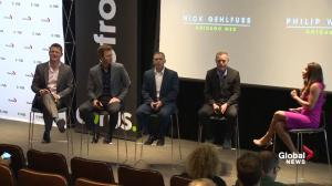 Corus Upfront: Stars from the 'Chicago' franchise