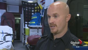 Winnipeg paramedic hoping to bring fentanyl public education to schools