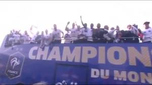 France's World Cup win is an immigrant success story