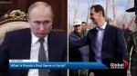 What is Russia's end game in Syria?