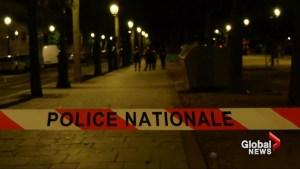 Paris knife attack leaves 7 injured, French police arrest man