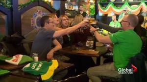 Saskatoon celebrates St. Patrick's Day