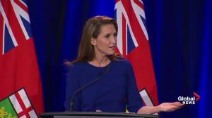 Caroline Mulroney questions Doug Ford's commitment to PC leadership