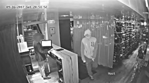 Toronto police release surveillance video of steakhouse shooting suspect