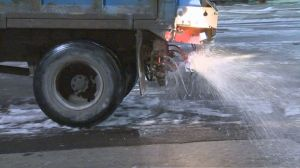Too much road salt is bad for the environment, experts warn