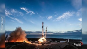 FCC grants approval for SpaceX to launch low-Earth orbit satellites