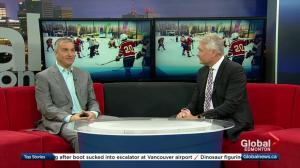 Kevin Karius recaps World's Longest Hockey Game