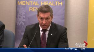Sheldon Kennedy meets with mental health committee