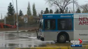 Re-design for Edmonton Transit