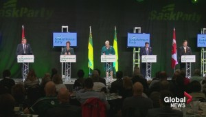 Saskatchewan Party convention hosts 3rd leadership candidate debate