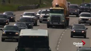 Students study impact of speed reduction on Deerfoot Trail congestion