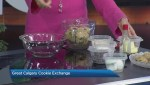 The Great Calgary Cookie Exchange: chef-made chocolate ginger lentil cookies