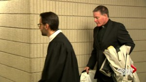 Montreal priest sentenced to 8 years for sexually abusing 2 minors