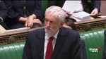 Jeremy Corbyn tables motion of no confidence in Theresa May