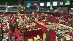 Rebound in craft industry noted following successful Saint John Christmas festival