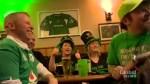 Regina celebrates St. Patrick's Day