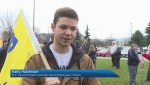 Unions support Canada Post rally in Kelowna