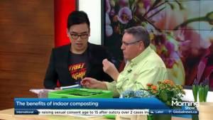 The benefits of indoor composting