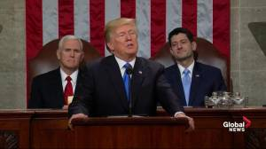 State of the Union: Trump says he's signed executive order to keep Guantanamo Bay open