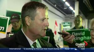 Sask. Party's David Buckingham wins Saskatoon Westview