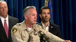 Police say 58 dead following Las Vegas shooting, number could rise