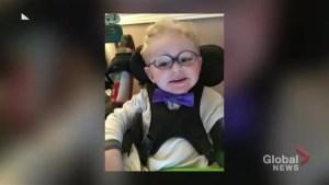 Make a Wish Canada grants 6-year-old Oshawa boy's dream